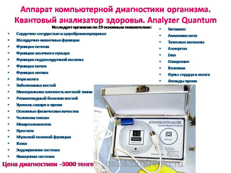 МРТ полное обследование организма когда назначают и